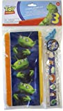 Disney Pixar 4pc Toy Story Study Kit - Toy Story School Supply Set