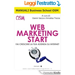 Web Marketing - Start (Manuali Business School OSM Vol. 1)