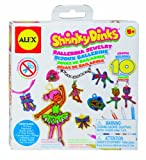 Alex Shrinky Dinks Minis - Ballerina Jewelry