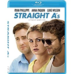Straight A's [Blu-ray]