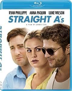 Straight A's [Blu-ray]