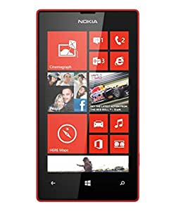 Nokia Lumia 520 (Red)
