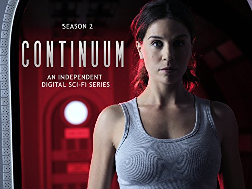 Continuum on Amazon Prime Instant Video UK