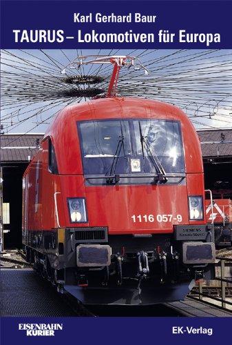 Taurus - Lokomotiven für Europa