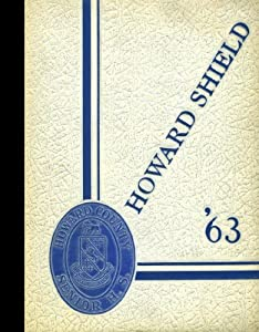 (Reprint) 1963 Yearbook: Howard High School, Ellicott City, Maryland Howard High School 1963 Yearbook Staff