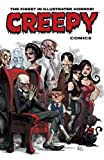 img - for Creepy Comics Volume 1 by Greg Ruth (Artist), Jason Shawn Alexander (Artist), Angelo Torres (Artist), (14-Jun-2011) Paperback book / textbook / text book