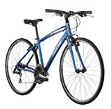 Diamondback 2013 Insight 2 Performance Hybrid Bike with 700c Wheels  (Blue, 19-Inch/Large)