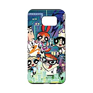 BLUEDIO Designer 3D Printed Back case cover for Samsung Galaxy S7 - G7467