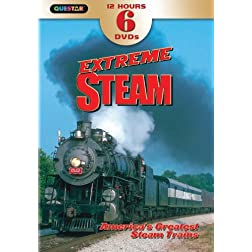 Extreme Steam: America's Greatest Steam Trains
