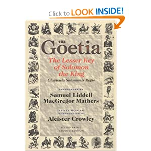 Amazon.com: The Goetia: The Lesser Key of Solomon the King ...