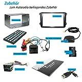 2DIN-Autoradio-CREATONE-V-336DG-fr-VW-Passat-3C-2005-2014-mit-GPS-Navigation-Europa-Bluetooth-Touchscreen-DVD-Player-und-USBSD-Funktion