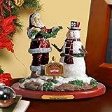 Snowman-Santa Figurine-Miss State