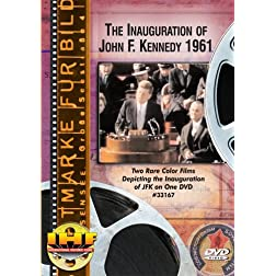 The Inauguration of John F. Kennedy 1961 DVD