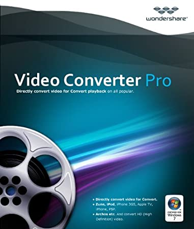 Wondershare Video Converter Pro [Download]