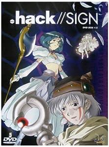 .Hack//SIGN - DVD BOX 1/2