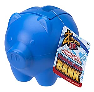 Zillionz Counting Piggy Bank by Zillionz