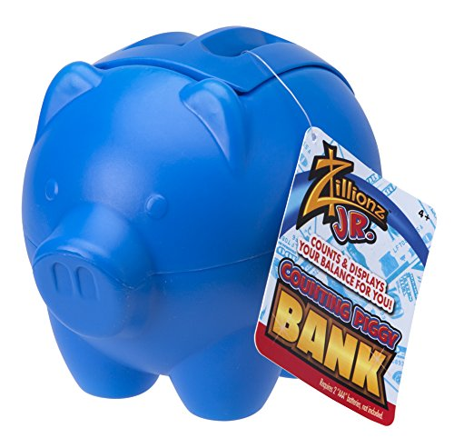 Zillionz Counting Piggy Bank - 1