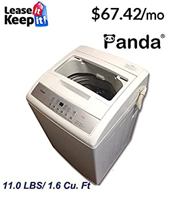 washing machine panda