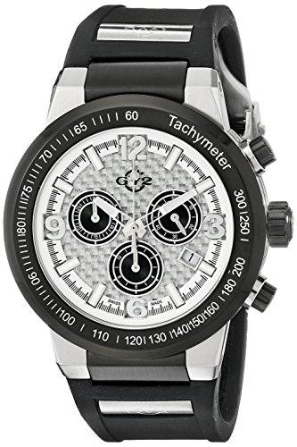 GV2 de Novara Gevril pantalla para hombre Swiss 8204 analógico de cuarzo reloj de Hombre de estilo