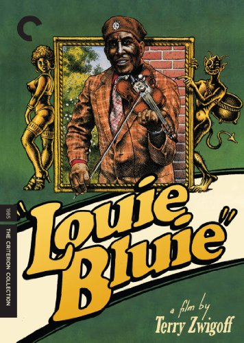 Cover art for  Louie Bluie (The Criterion Collection)