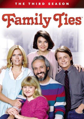 Family Ties: Third Season [DVD] [Import]