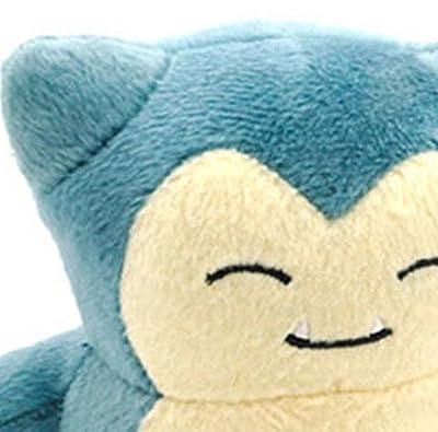 """Pokemon Center Pokedoll Plush Doll 6"""" Snorlax/Kabigon Kids Toys from LILYHOME"""