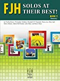 img - for FJH Solos at Their Best! Book 2 Elementary book / textbook / text book