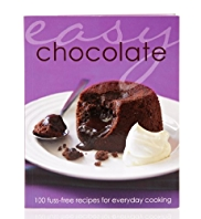 Easy Chocolate Recipe Book