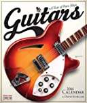 Guitars Wall Calendar 2016