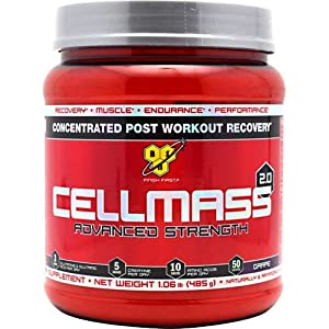 Cellmass 2.0 Advanced Strength Grape by BSN Inc - 1.06 lbs.