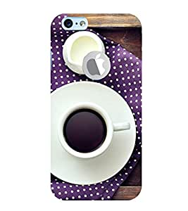99Sublimation Cup and Saucer 3D Hard Polycarbonate Back Case Cover for Apple iPhone 6S