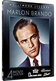 Hollywood Legends: Marlon Brando - 4 Movie Collection - The Wild One - The Freshman - One Eyed Jacks - The Chase