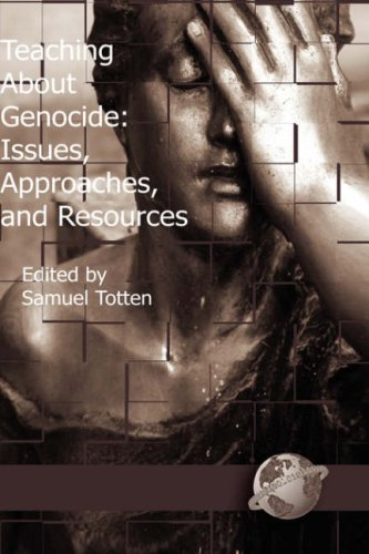 Teaching about Genocide: Issues, Approaches, and Resources (Hc)