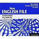 New English File: Class Audio CDs Pre-intermediate level