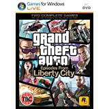 Grand Theft Auto: Episodes from Liberty City (PC DVD)by Take 2 Interactive