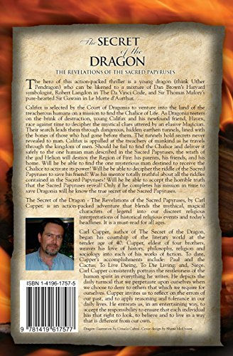 The Secret of the Dragon: The Revelations of the Sacred Papyruses