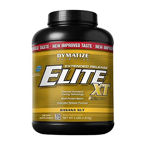 Dymatize Elite Xt Protein 4 Pounds Banana Nut