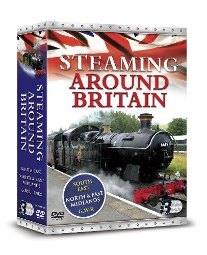 steaming-around-britain-gwr-british-rail-and-branch-lines-dvd-edizione-regno-unito