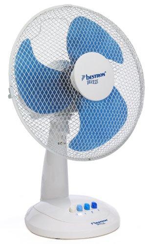 bestron dft35w ventilateur de table 35cm 45w blanc Climate Control Summer