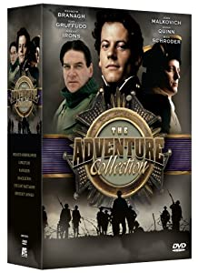 The A&E Adventure Collection (Benedict Arnold / Horatio Hornblower / Shackleton / Napoleon / The Lost Battalion / Longitude)