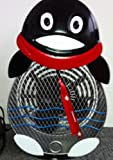 Himalayan Breeze Large Decorative Penguin Fan