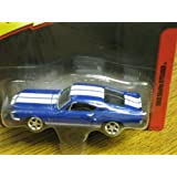Johnny Lightning 1:64 Scale Die-cast 1968 Shelby GT500KR