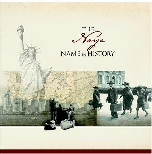 The Noya Name in History