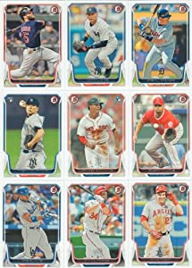 2014 Bowman MLB Baseball Series Complete Mint Hand Collated 440 Card Set with Regular... by Baseball Card Set