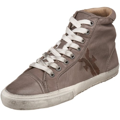 Frye Women's Kira High Top 71160 Trainer Grey 71160Gry6 4 UK