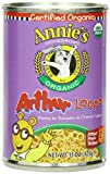 Annies Homegrown Organic Arthur Loops, 15.0 Ounce Tins (Pack of 12)