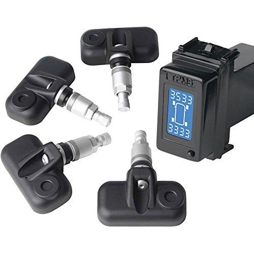 ニッサン Nissan 日産タイヤ空気圧監視システム車TPMS 4個内蔵センサー付き