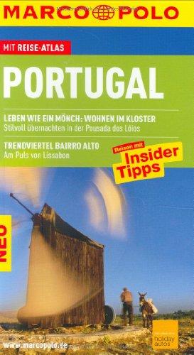 MARCO POLO Reiseführer Portugal: Reisen mit