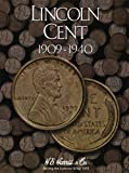 Lincoln Cents Folder 1909-1940