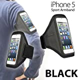 AllThingsAccessory® Sports functioning Jogging Gym Armband equip Band instance Cover Holder For iPhone 5 5S 5C